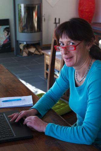 Annelise Nikles au conseil communal de Leysin