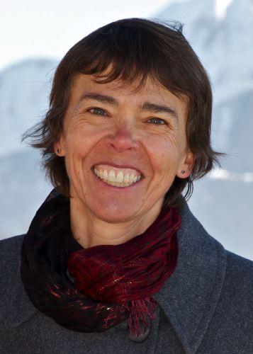 Anne-Sylvie Gay au conseil communal de Leysin