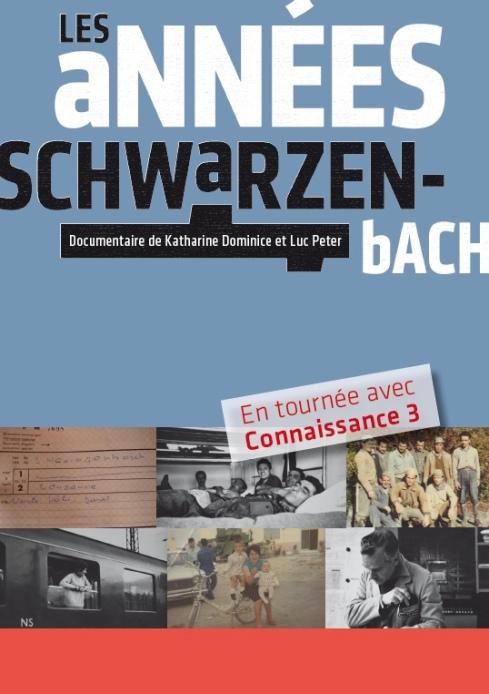 Les années schwarzenbach, film documentaire suisse historique